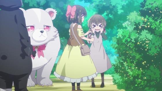 「くまクマ熊ベアー」第6話感想 画像 (25)