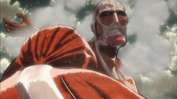 「進撃の巨人 Season2」32話 (8)