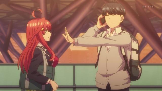 「五等分の花嫁」第6話感想 (19)