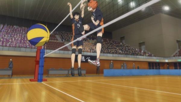 「ハイキュー!! 烏野高校VS白鳥沢学園高校」 (39)