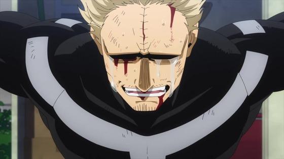 「僕のヒーローアカデミア」110話(5期 22話)感想 (42)