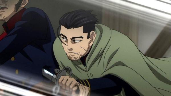 「ゴールデンカムイ」15話(2期 3話) (21)
