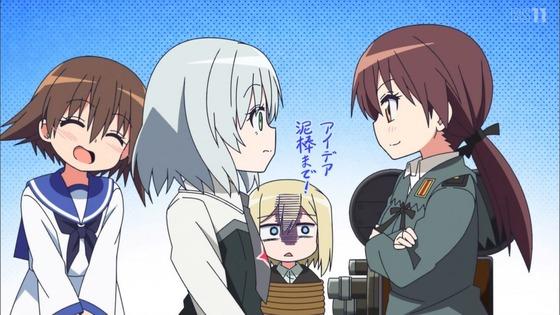 「ワールドウィッチーズ発進しますっ!」9話感想 (11)
