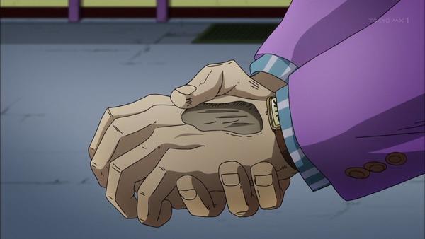 「ジョジョの奇妙な冒険 ダイヤモンドは砕けない」 (2)