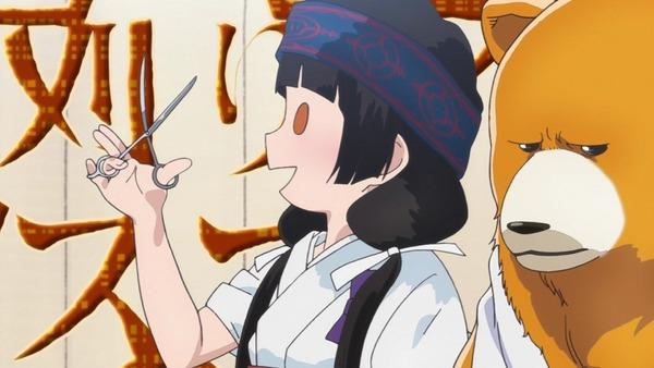 「くまみこ」3話感想 (40)