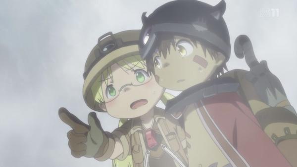 「メイドインアビス」10話 (14)