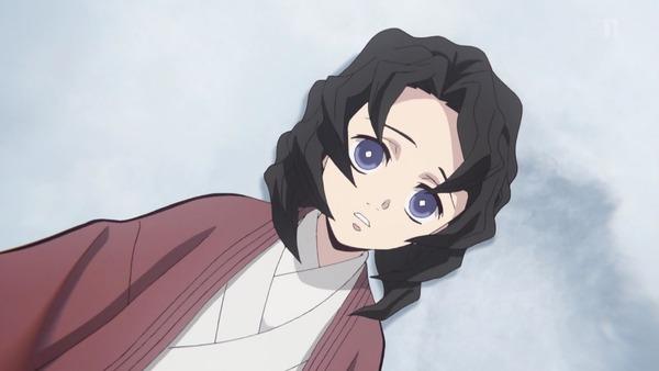 「鬼滅の刃」21話感想 (2)