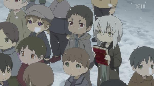 「メイドインアビス」13話 (5)