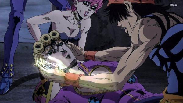 「ジョジョの奇妙な冒険 5部」35話感想 (43)