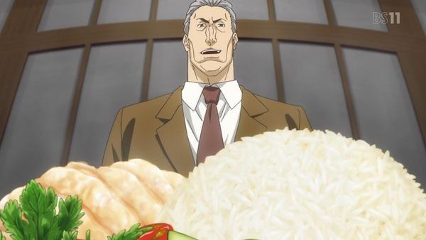 「食戟のソーマ 餐ノ皿(3期)」8話 (31)