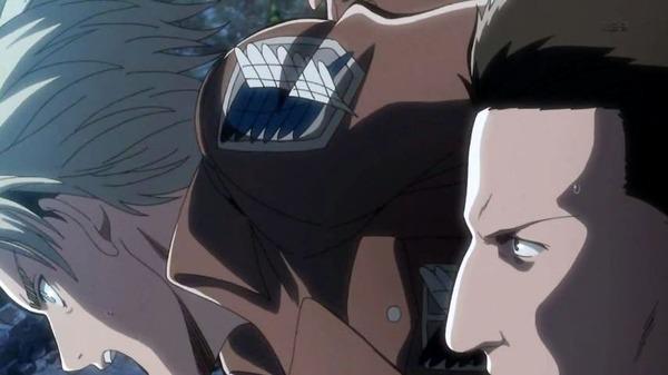 「進撃の巨人 Season2」29話 (3)