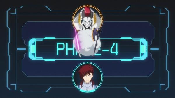 「ガンダムビルドダイバーズ」3話 (26)