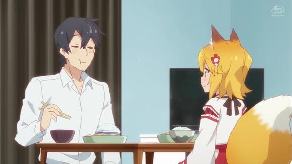 「世話やきキツネの仙狐さん」1話感想 (35)