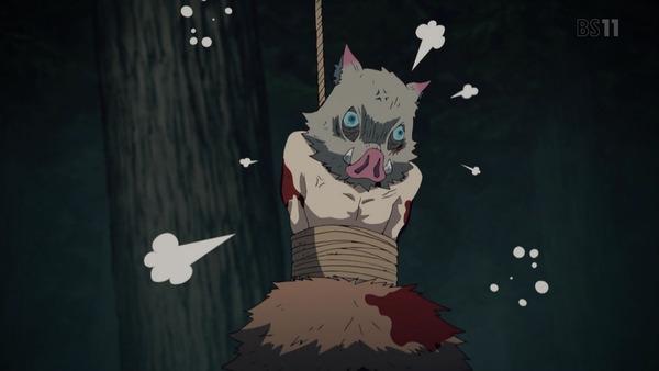 「鬼滅の刃」19話感想 (11)