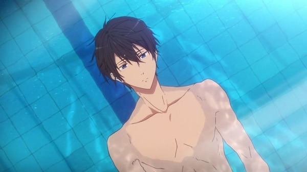 「Free! Dive to the Future」3期 1話 (1)