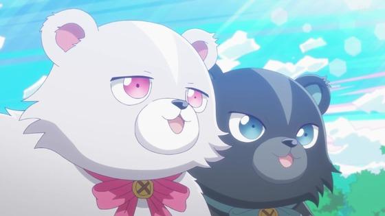 「くまクマ熊ベアー」第6話感想 画像 (16)