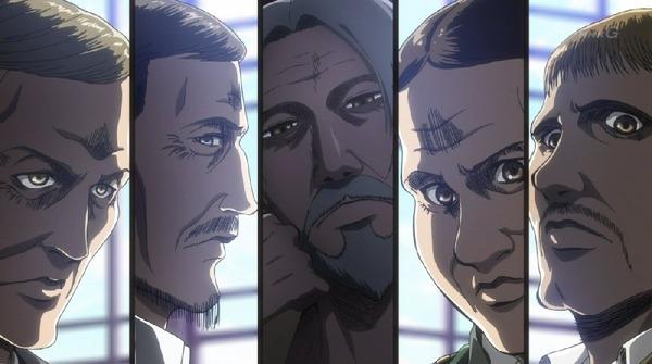 「進撃の巨人 Season3」(3期 5話)42話感想 (1)