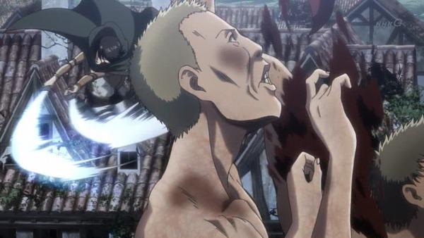 「進撃の巨人」51話感想 (28)