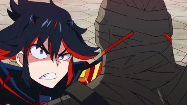「キルラキル」第9話感想 (32)