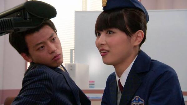 「仮面ライダードライブ」2話 (32)
