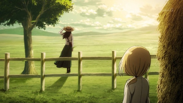 「進撃の巨人 Season3」(3期 6話)43話感想 (17)