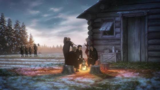 「進撃の巨人」62話(4期 3話)感想 (138)