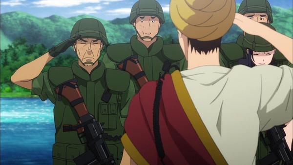 GATE 自衛隊 彼の地にて、斯く戦えり (5)