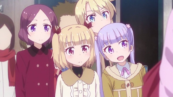 「NEW GAME」  (11)