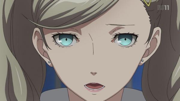 「PERSONA5(ペルソナ5)」4話感想 (4)