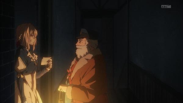 「ヴァイオレット・エヴァーガーデン」9話 (108)