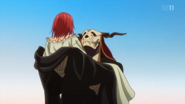 「魔法使いの嫁」6話 (53)