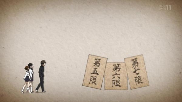 「氷菓」第2話感想 画像 (91)
