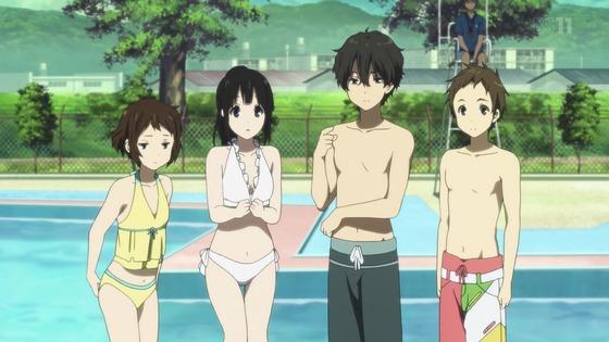 「氷菓」第11.5話 OVA感想  (105)