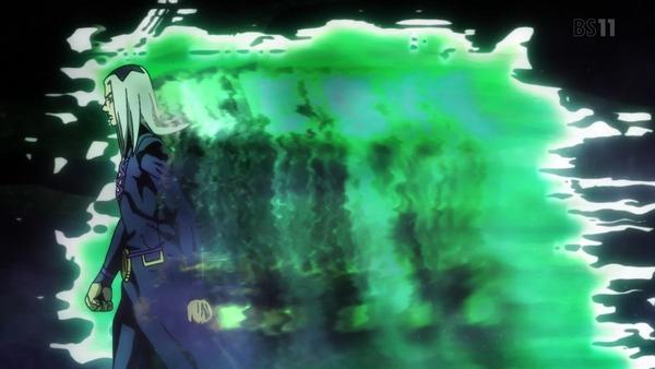 「ジョジョの奇妙な冒険 5部」6話感想 船は『2隻』あったッ!発動するアバッキオのスタンド、追い詰めるムーディ・ブルース!!(画像)【黄金の風】