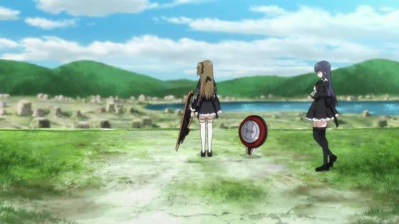 「アサルトリリィ BOUQUET」4話感想 画像  (49)