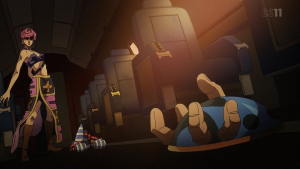 「ジョジョの奇妙な冒険 5部」25話感想 (3)