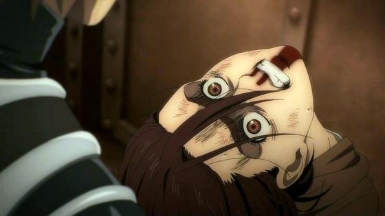 「進撃の巨人」67話(4期 8話)感想  (137)