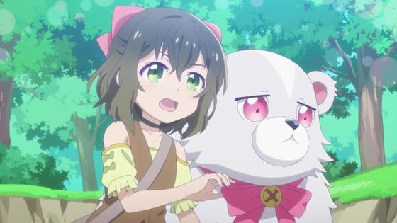 「くまクマ熊ベアー」第6話感想 画像 (28)