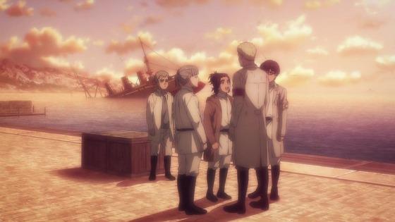 「進撃の巨人 The Final Season」61話(4期 2話)感想画像  (80)