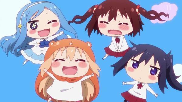 「干物妹!うまるちゃんR」2期 5話 (42)
