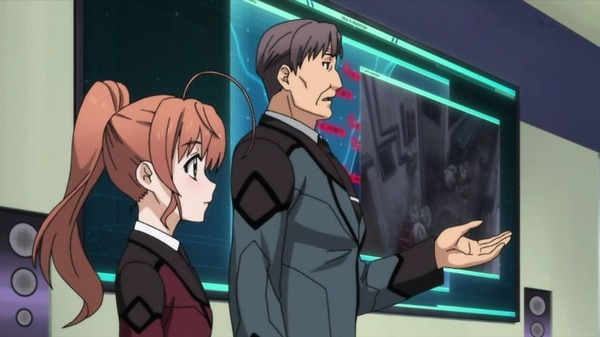 「アクティヴレイド 機動強襲室第八係 2nd」 (3)