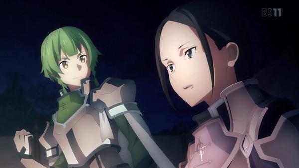 「SAO アリシゼーション」2期 10話感想 画像 (35)