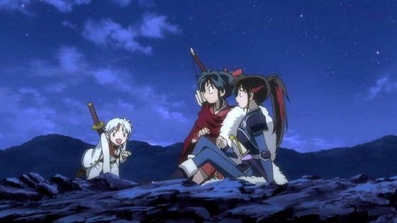 「半妖の夜叉姫」第8話感想 画像 (132)