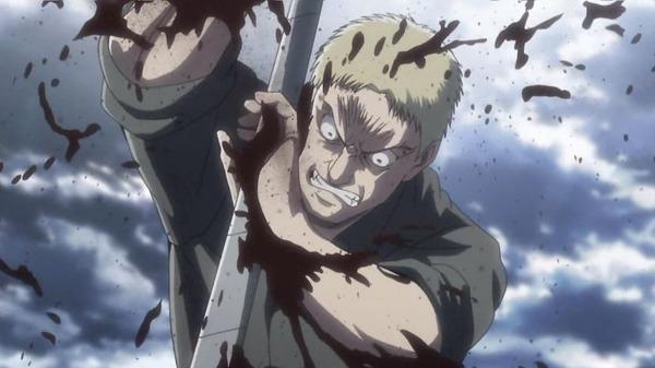 「進撃の巨人 Season2」31話 (46)