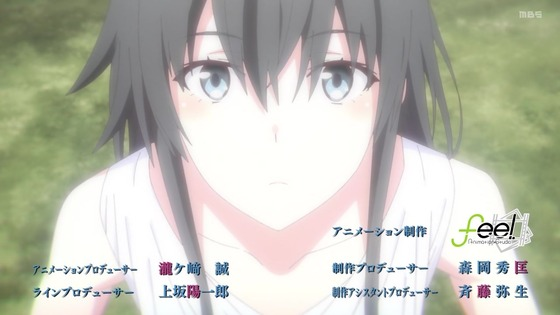 「俺ガイル」第3期 第1話感想  (22)