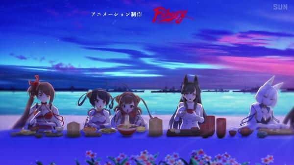 「アズールレーン」第1話感想 (112)