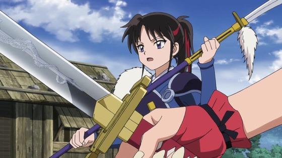 「半妖の夜叉姫」第6話感想 画像  (23)