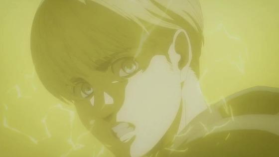 「進撃の巨人」66話(4期 7話)感想 (90)