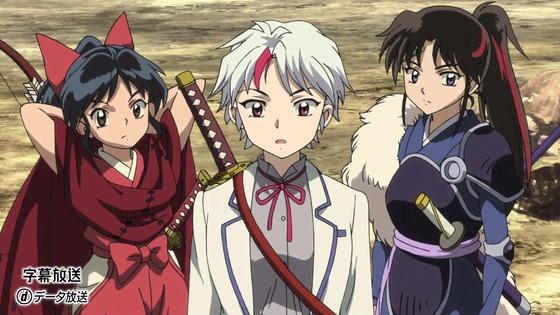 「半妖の夜叉姫」第11話感想 画像 (2)