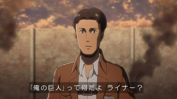 「進撃の巨人」52話感想 (49)